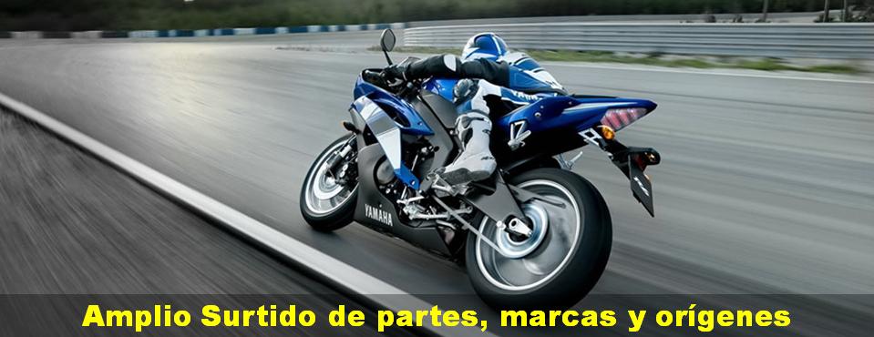 distribuidor mayorista de partes para motos